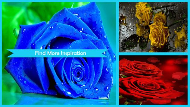 3D Rose Live Wallpaper HD apk screenshot
