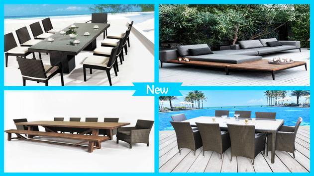 Stylish Outdoor Dining Sets screenshot 4