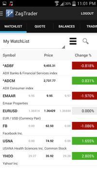 ALDHAFRA Trader apk screenshot