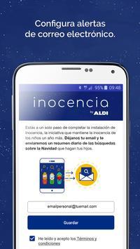 Inocencia apk screenshot