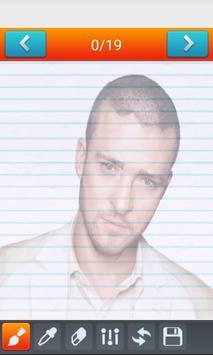 Learn to Draw Celebrities apk screenshot