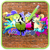 Learn to Draw Graffitis icon