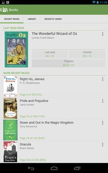 Aldiko Book Reader apk screenshot