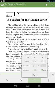 Aldiko Book Reader apk imagem de tela