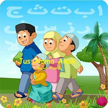 Juz Amma Anak Lengkap Mudah Dan Praktis poster