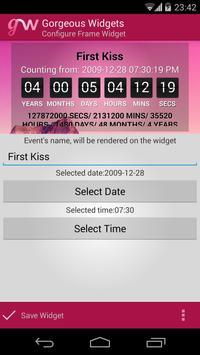 Gorgeous Widgets screenshot 6