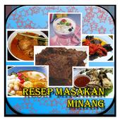 Resep Masakan Minang icon