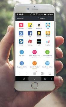 New UC Browser - Fast Downloaduc Latest Tips screenshot 1