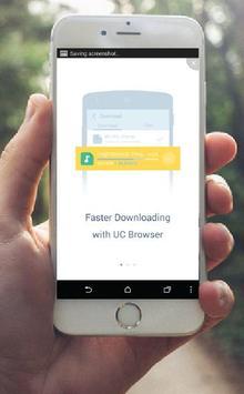 New UC Browser - Fast Downloaduc Latest Tips screenshot 2