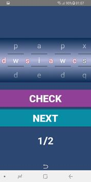 Word puzzle - Game screenshot 5