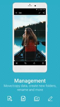 QuickPic - Photo Gallery with Google Drive Support apk screenshot