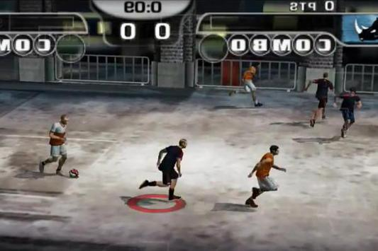 Game Fifa Street 2 New Tutorial poster