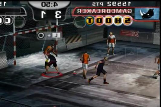 Game Fifa Street 2 New Tutorial screenshot 2