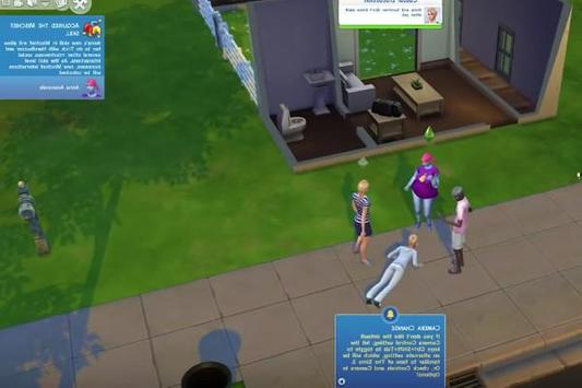 Game The Sims 4 New Tutorial screenshot 4