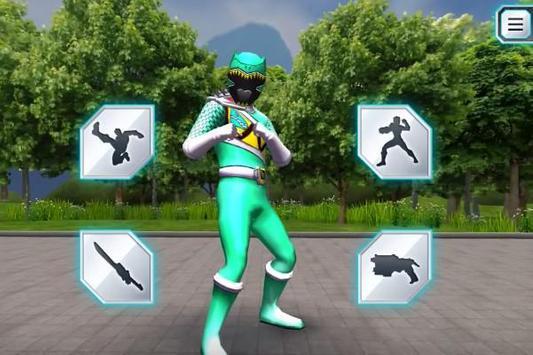 New Power Rangers Dino Guide apk screenshot