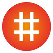 Tags for Social Likes ícone
