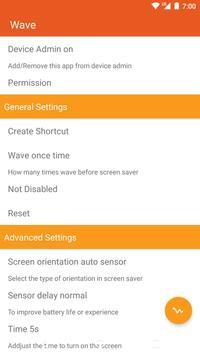 Wave apk screenshot