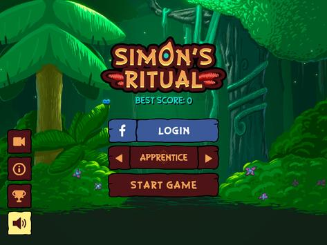 Simon's Ritual apk screenshot