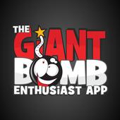 The Giant Bomb Enthusiast App icon