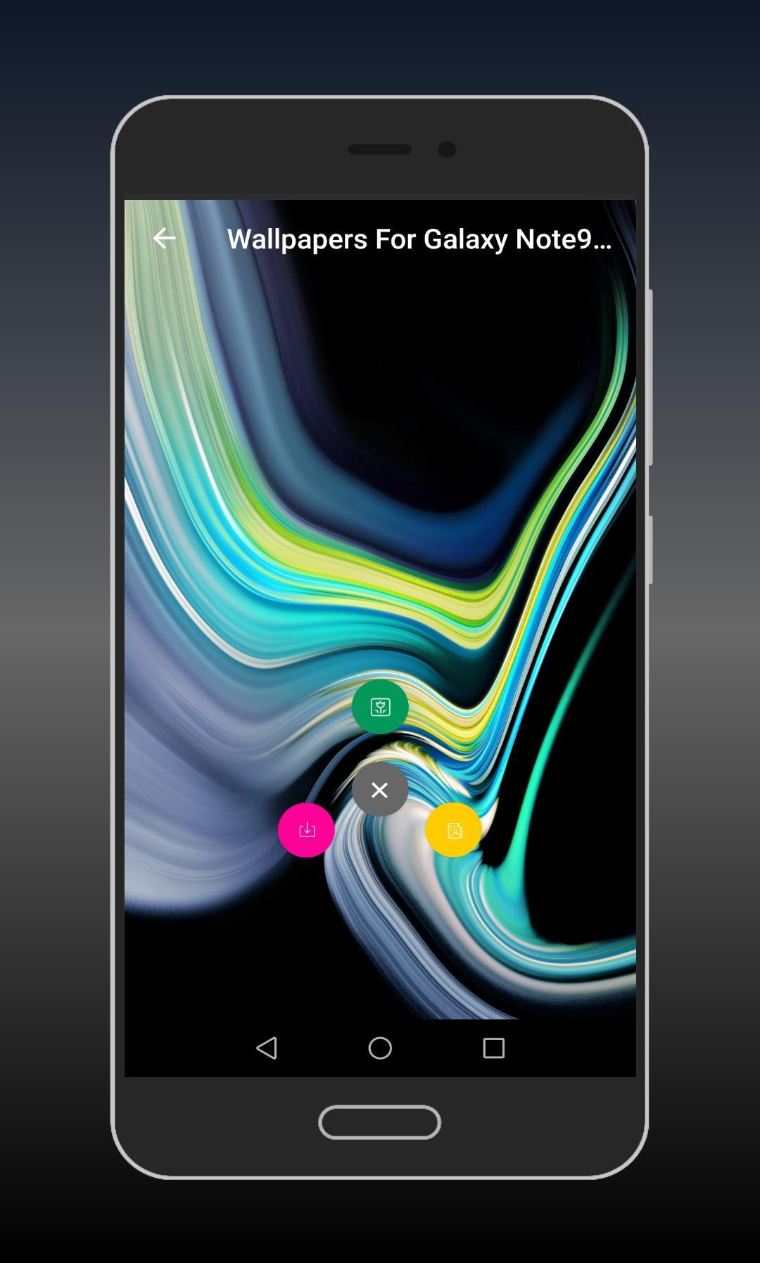 Android 用の ギャラクシーノート10の壁紙 Hdの背景 Apk をダウンロード