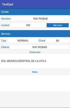 Taxi Ejad screenshot 1