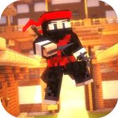 Block Survival Ninja Diverse icon