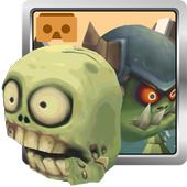 Monster Rush VR Free icon