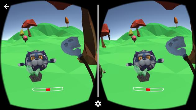 Monster Rush VR Free apk screenshot