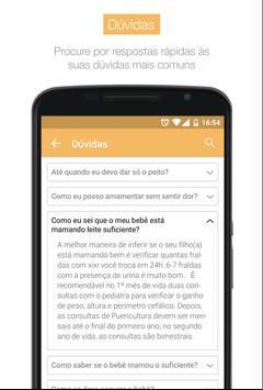 Aleitamento apk screenshot