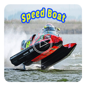 Speed Boat Videos icon