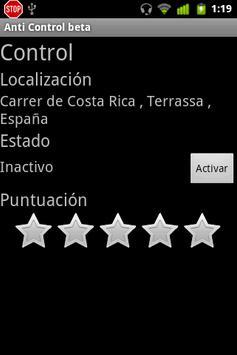 Anticontrol beta screenshot 1