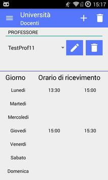 Università screenshot 3