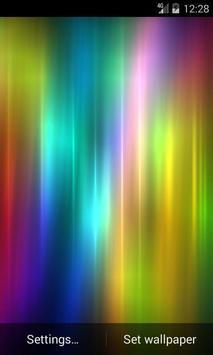 Soft Color Live Wallpaper poster