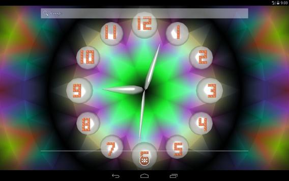 Analog Clock screenshot 13
