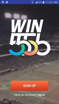 Win555B - Live Sport Gaming poster