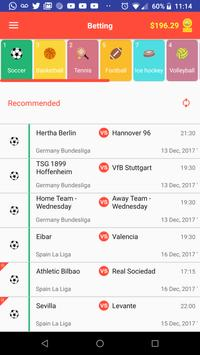 Win555B - Live Sport Gaming apk screenshot