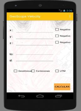 GeoScope Velocity screenshot 2