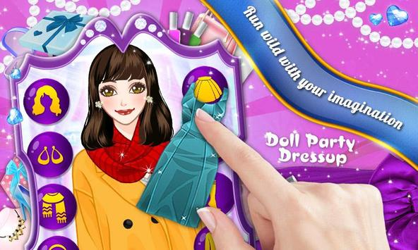Doll Party: Stylish Dresses screenshot 1