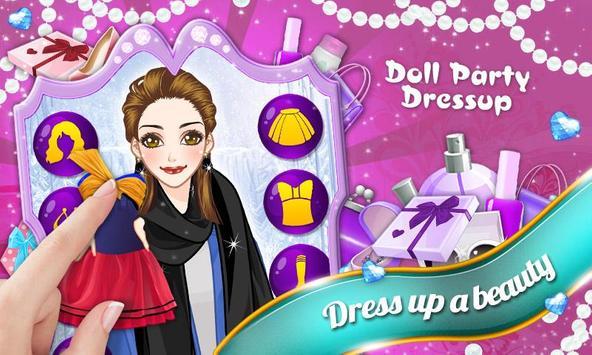 Doll Party: Stylish Dresses screenshot 2