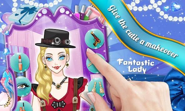 Fantastic World: Lady Dressup screenshot 1