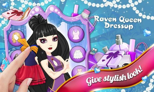 Raven Queen: Exotic Clothes apk screenshot