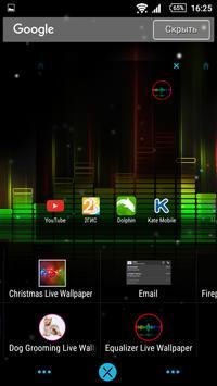 Equalizer Wallpapaer screenshot 2