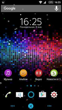 Equalizer Wallpapaer apk screenshot