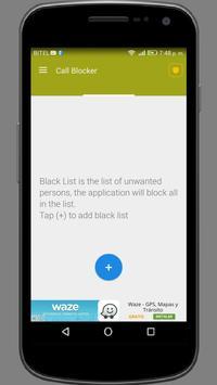 Caller Blocking & Black List - Call Blocker Free poster
