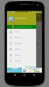 Caller Blocking & Black List - Call Blocker Free screenshot 1