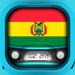 Rádios Bolívia Ao Vivo AM e FM - Estações de Rádio