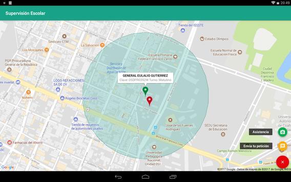 Supervisión Escolar screenshot 4