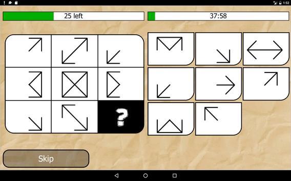IQ Test screenshot 3