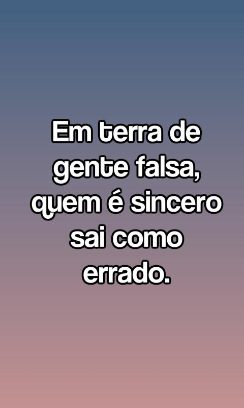 Frases Bem Realistas For Android Apk Download