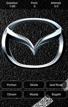 Guess the Car Logo 2020 ! screenshot 4